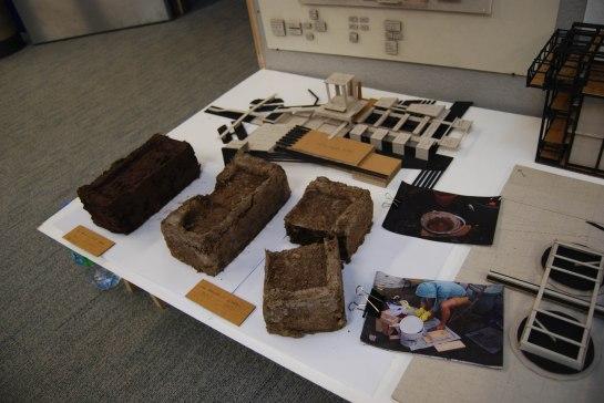 poo brick study models
