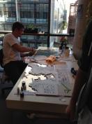 Site model making